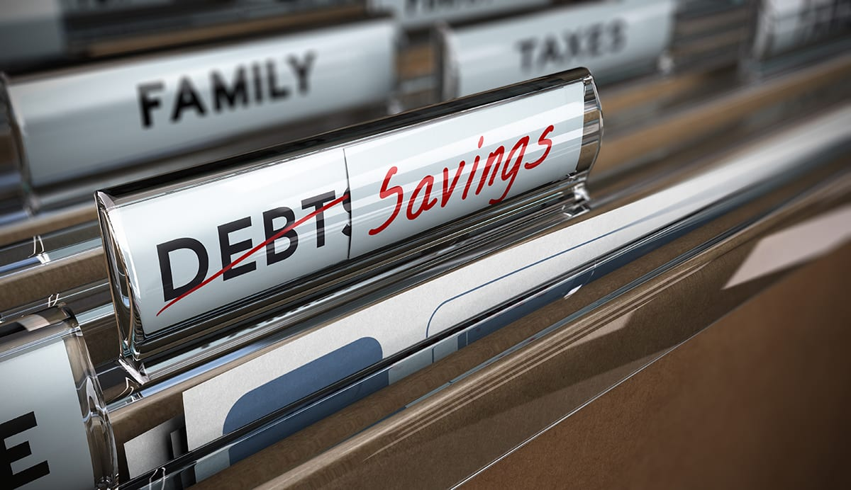 Turn Debt into Savings