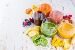 Healthy Fruit & Vegetable Juices