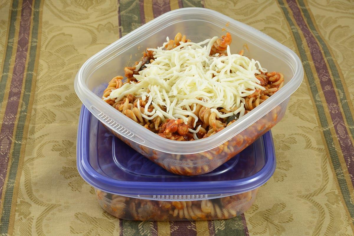 Pasta Leftovers