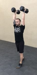 Push Press: Step 3