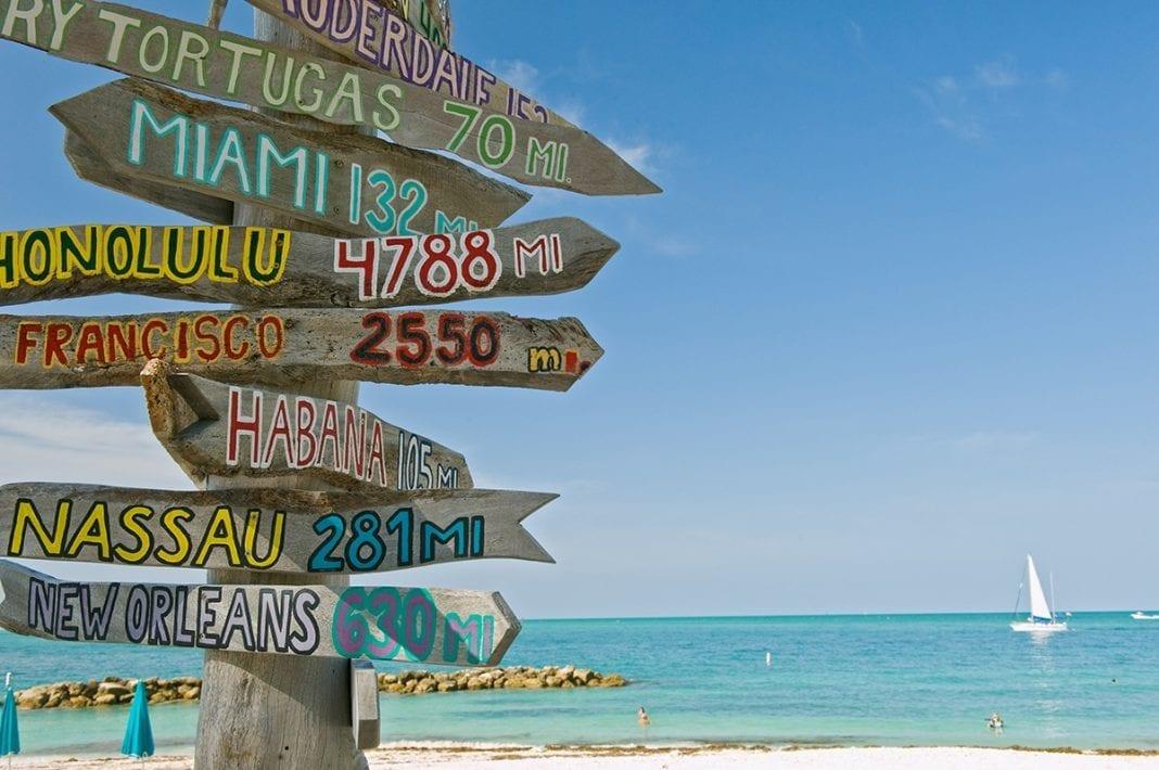Spring Break Destinations - Key West