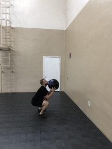 Wall Balls: Step 1