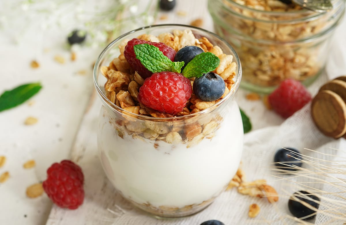 Easter Brunch - Parfait