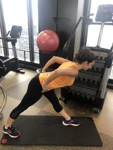 Workout Plan - Hamstring Stretch