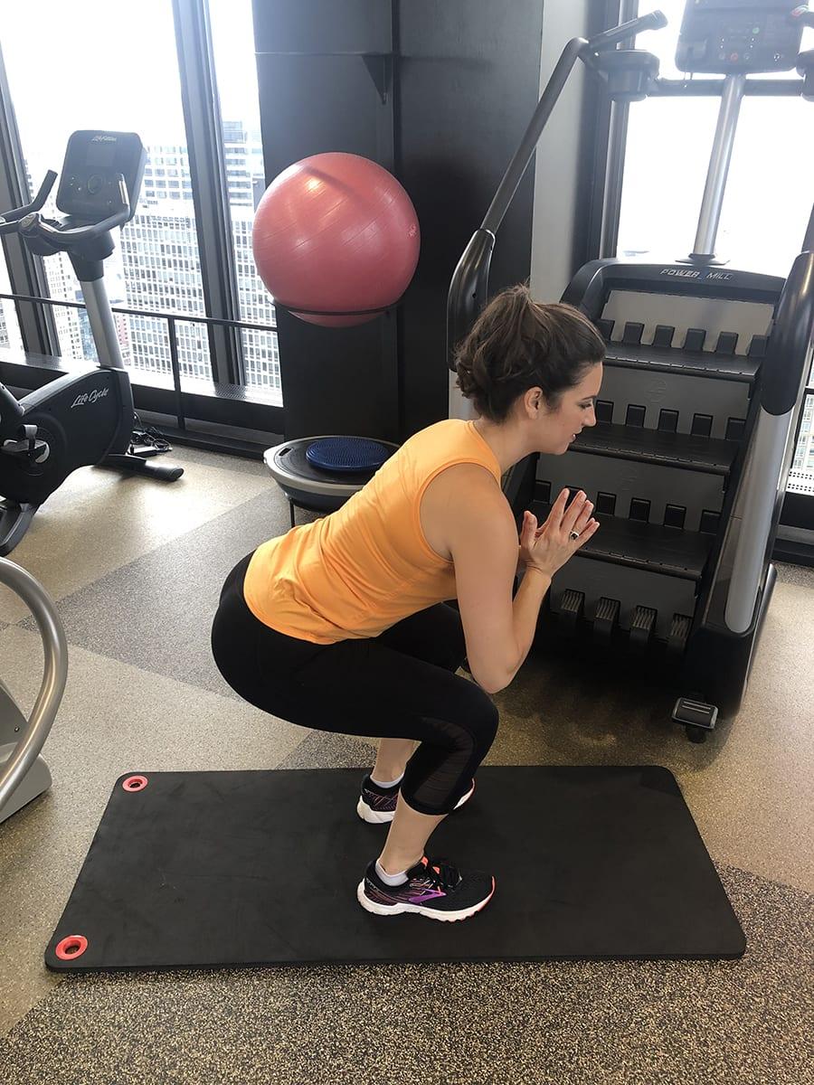 Workout Plan - Squat