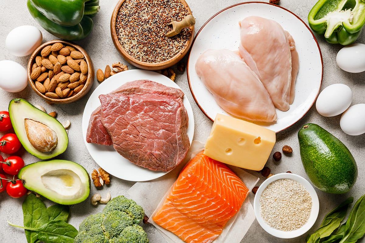 Keto Diet Friendly Foods