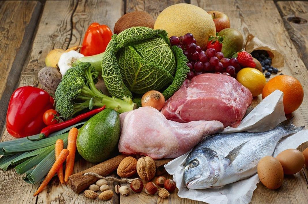 Paleo Diet Friendly Foods