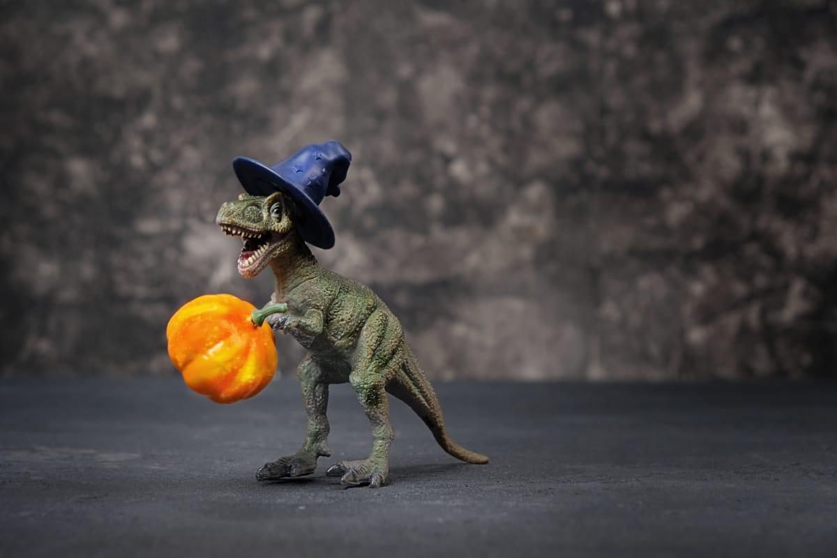 Dinosaur Halloween Decoration