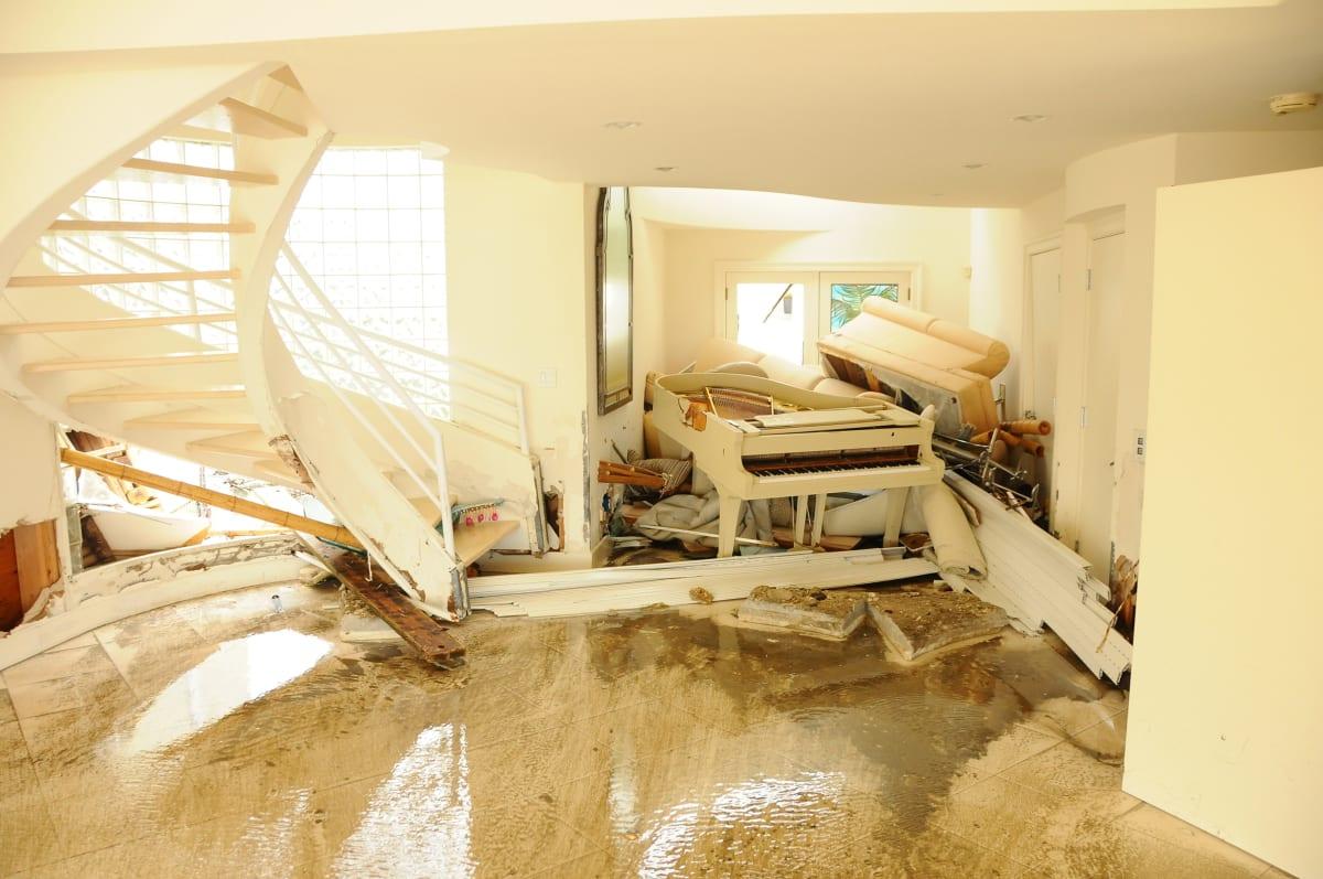 Home Furniture Damage