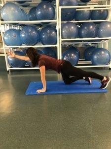 Alternate Limb Raises 3