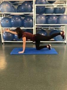 Alternate Limb Raises 4