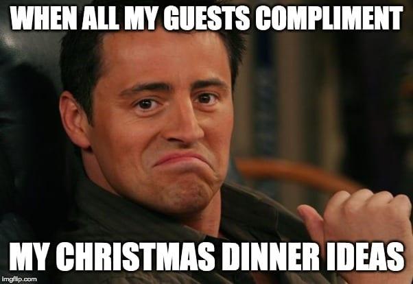 Proud Joey Meme