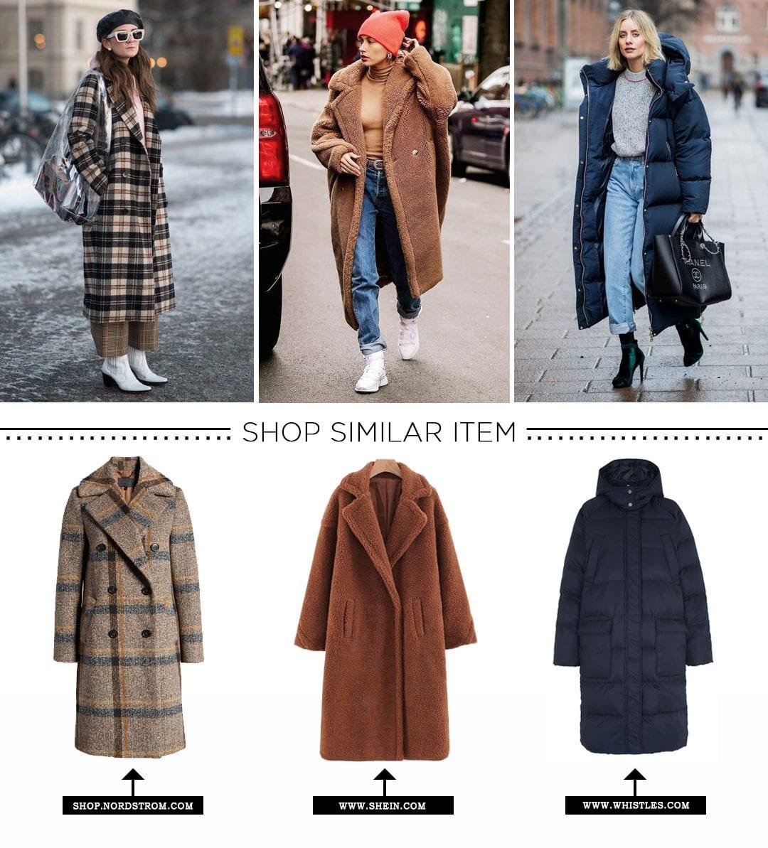 Winter Wardrobe-Winter Coat