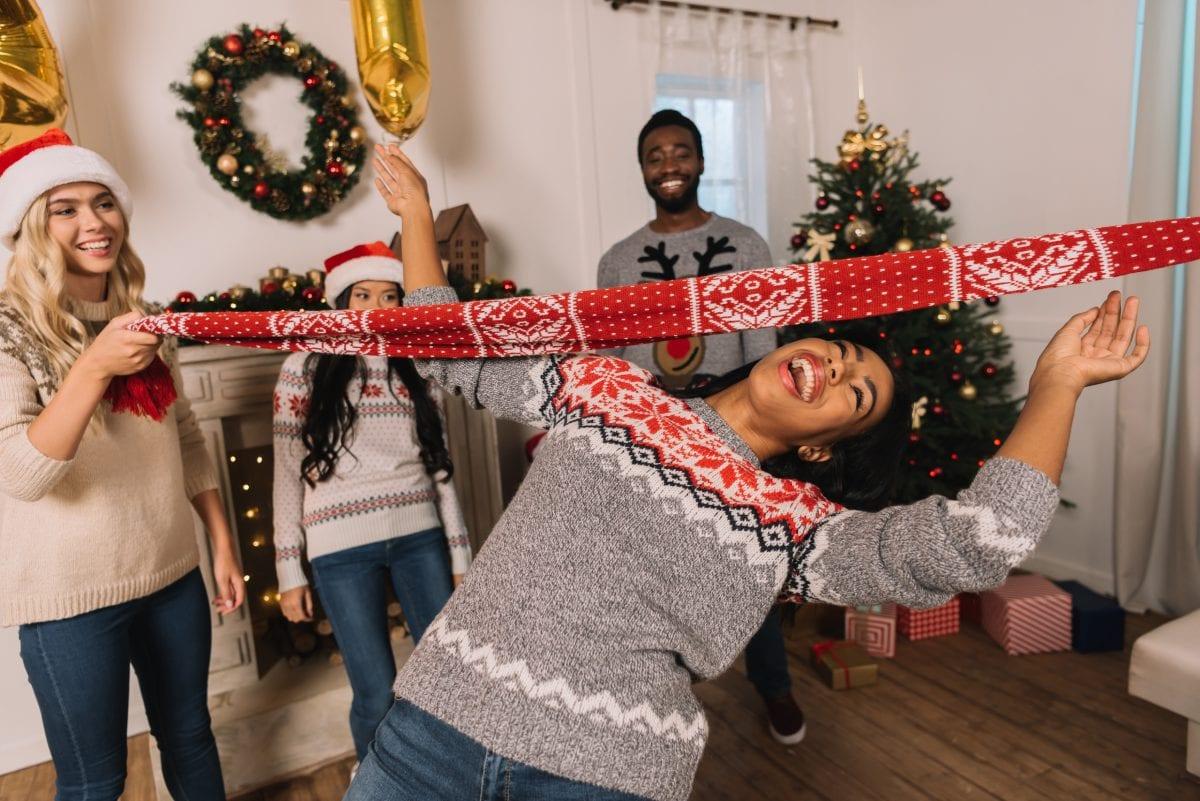 Christmas Family Game