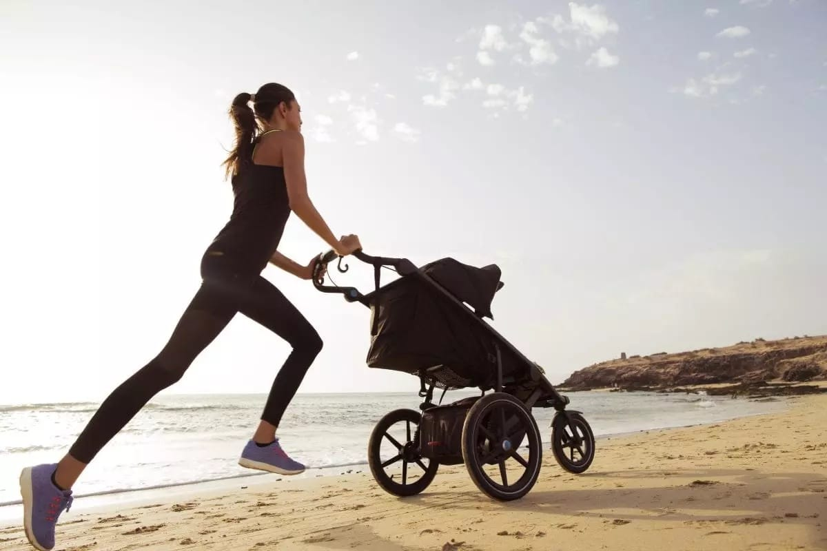 Postpartum Diet and Workout