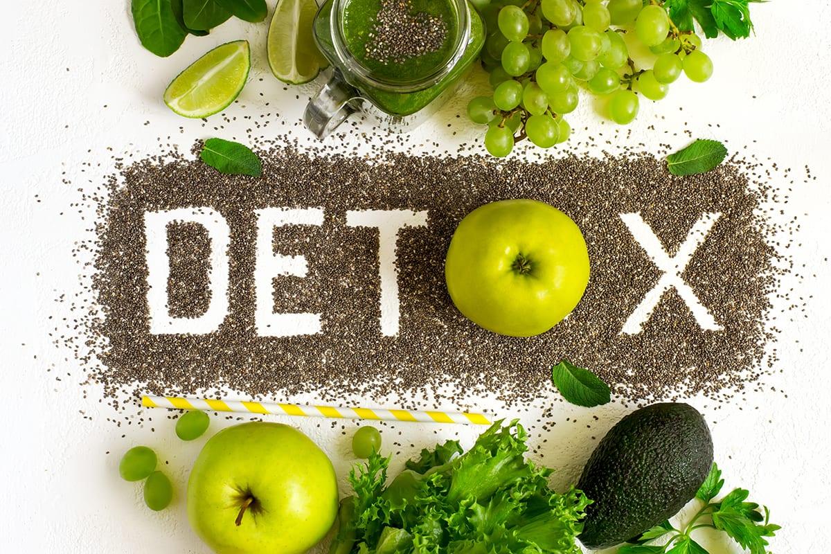 detox shake farmacia