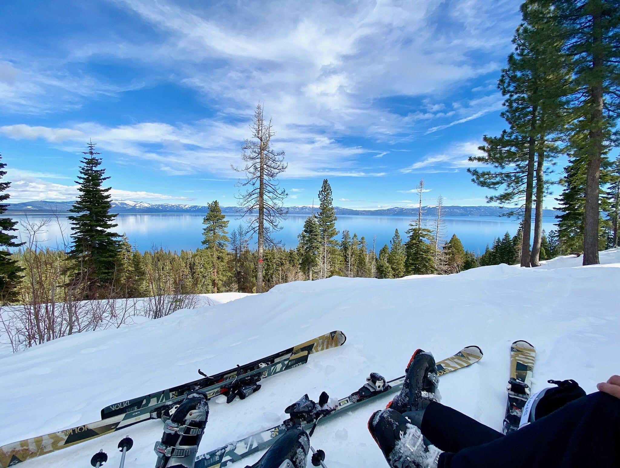 Lake Tahoe Ski Resort