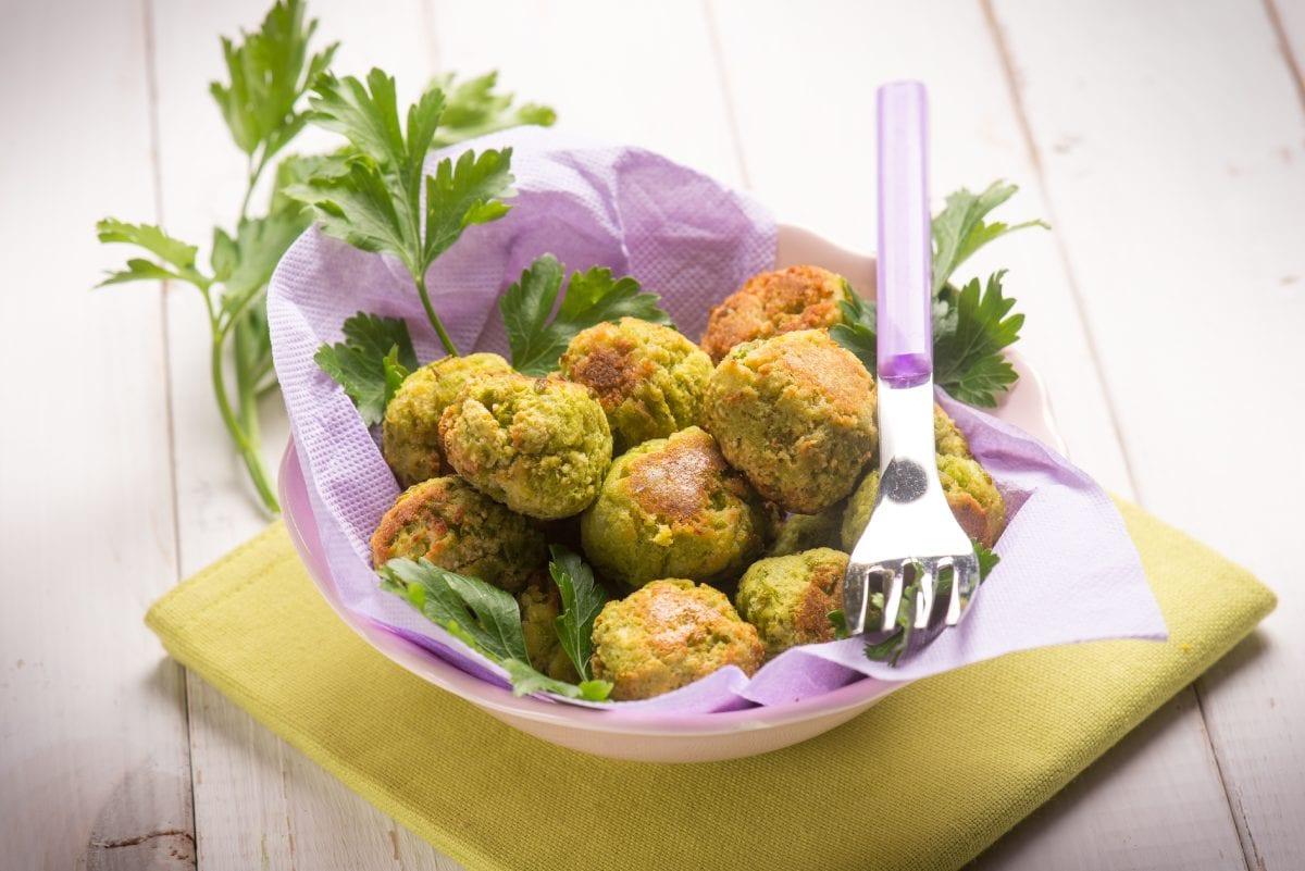 High Protein Vegan Meatballs