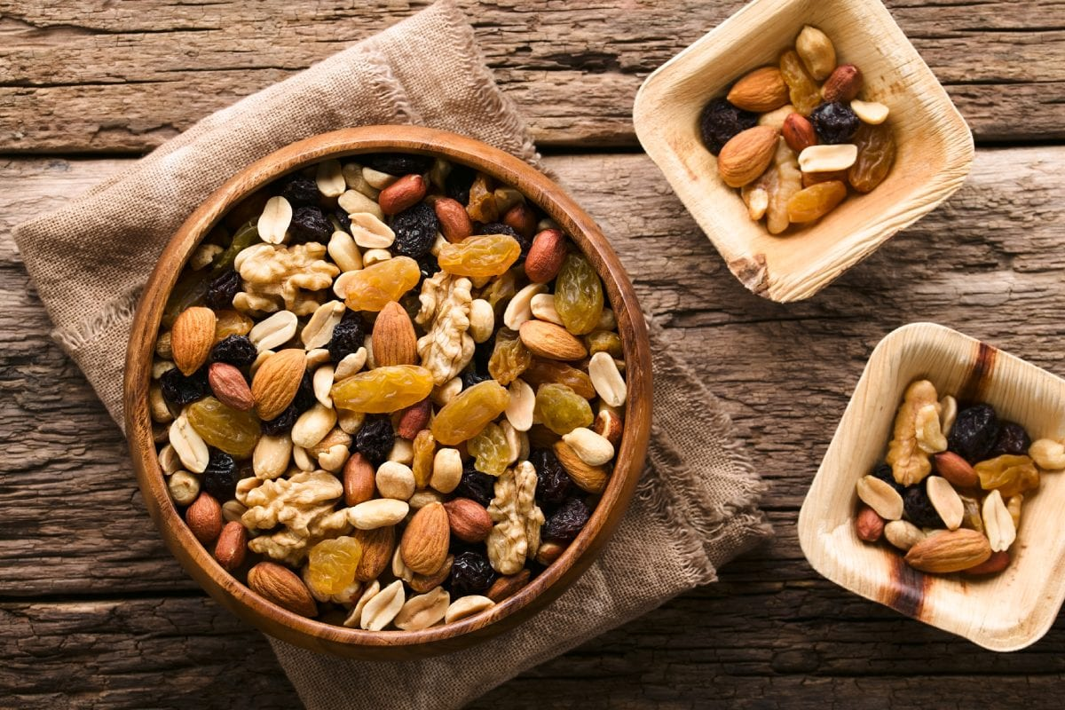 Trail Mix of Nuts