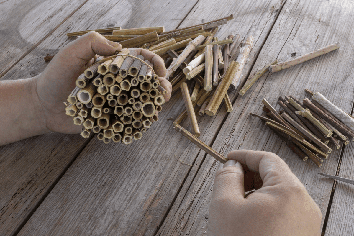 Making Your Own Bug Hotel