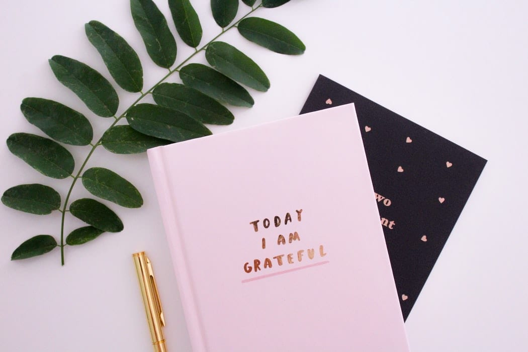 Journal for Showing Gratitude