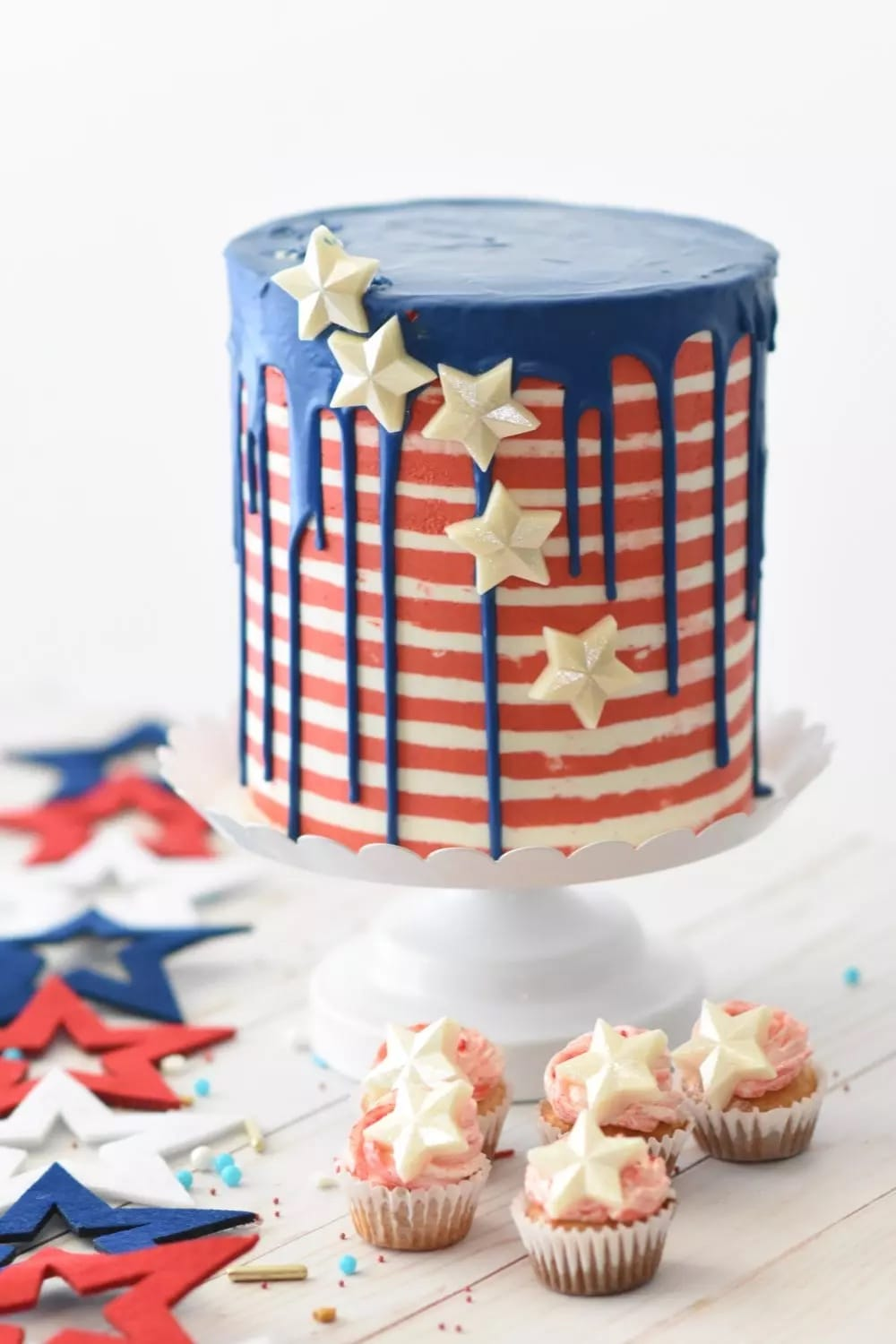 4th of July menu featured image