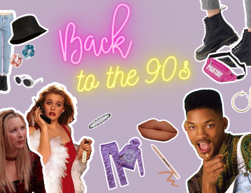 90's Nostalgia: Throwing it back to the 90's Trends