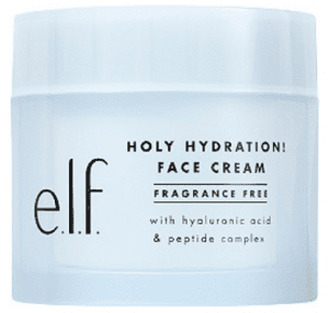Fragrance Free Holy Hydration! Face Cream by e.l.f. Cosmetics