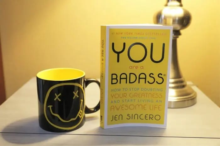 You are a Badass Book Review