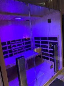 Beauty Treatments Salt Room